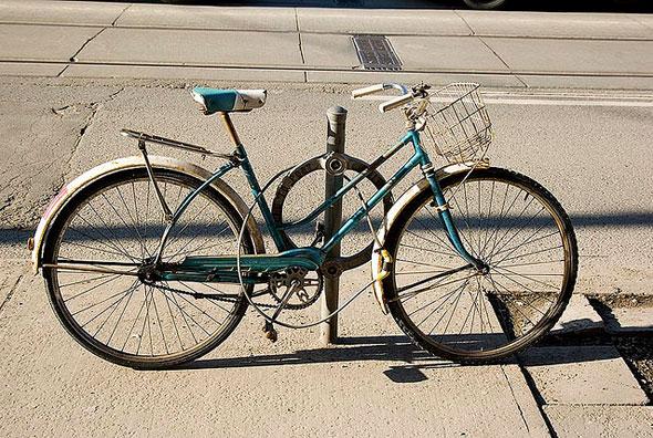 toronto bicycle