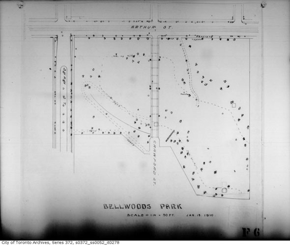 toronto bellwoods plan