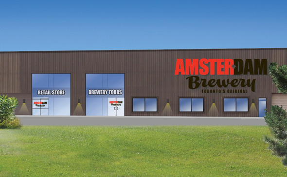 Amsterdam Brewery Leaside