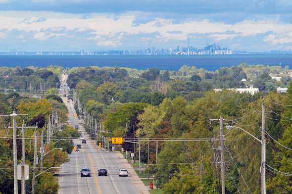 Toronto Skyline Vineland