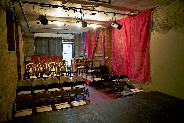 sterling studio theatre toronto