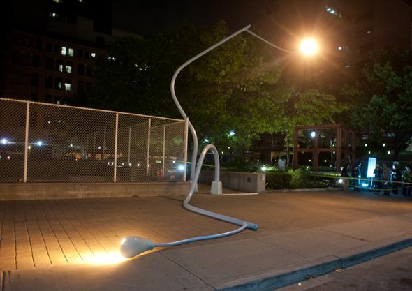 Nuit Blanche Toronto 2012
