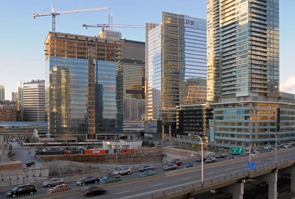 South Core Toronto