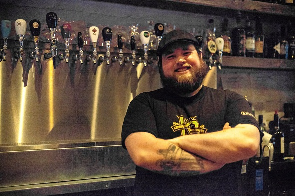 matt bod toronto bartender