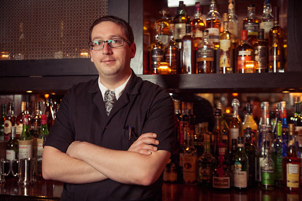 moses mcintee toronto bartender