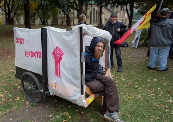 Occupy Toronto Anniversary