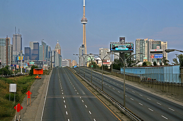 Zombie Apocalypse Toronto