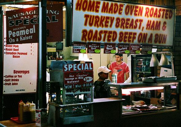 Thanksgiving Toronto 2012