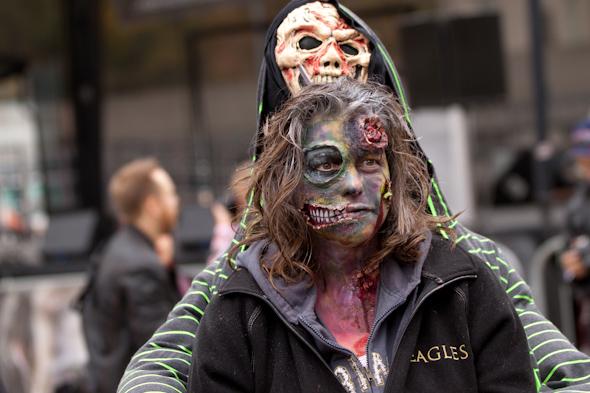 Toronto Zombie Walk