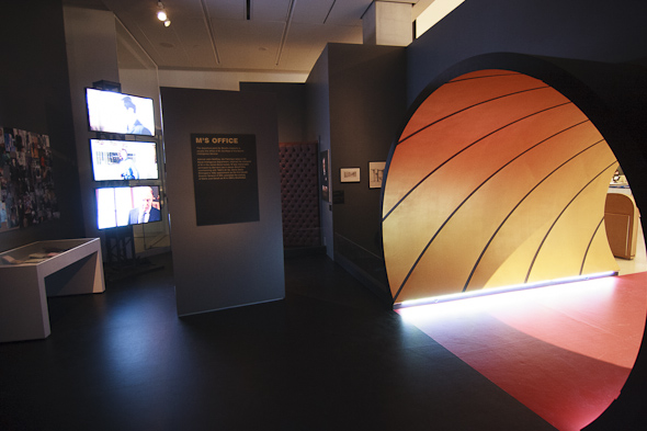 designing 007 50 years of bond
