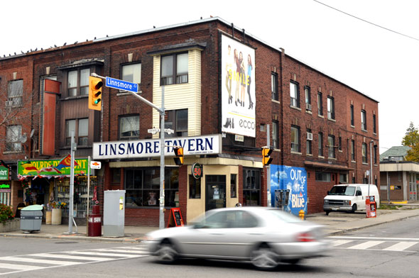 toronto linsmore tavern