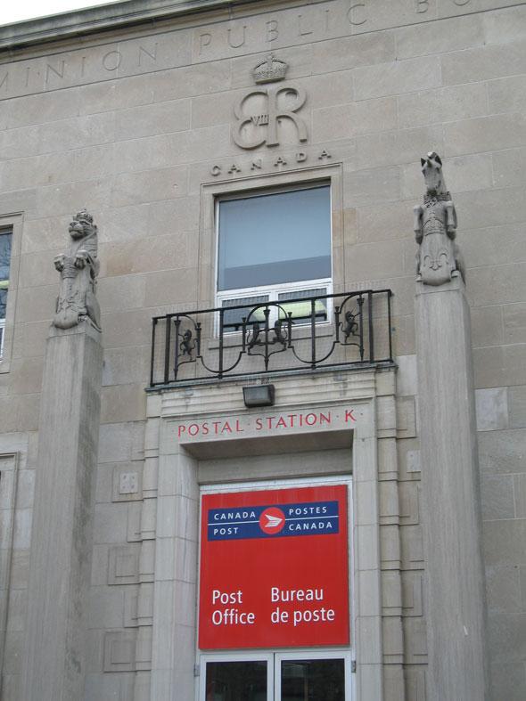 toronto postal station k