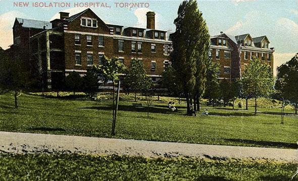 toronto isolation hospital