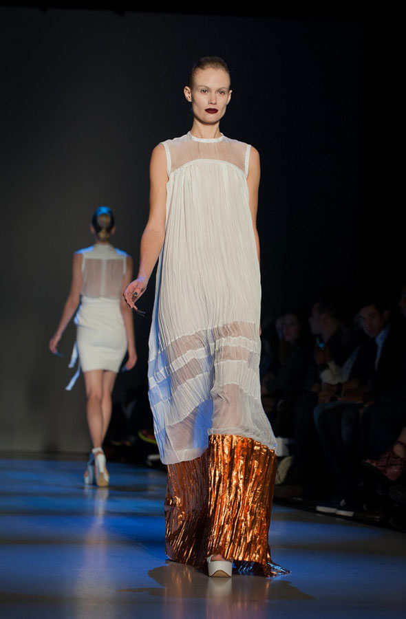 top 10 looks mercedes benz fashion week