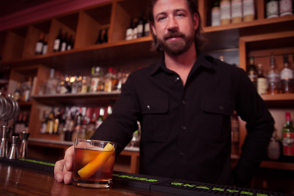 Get To Know A Bartender Dave Mitton The Harbord Room