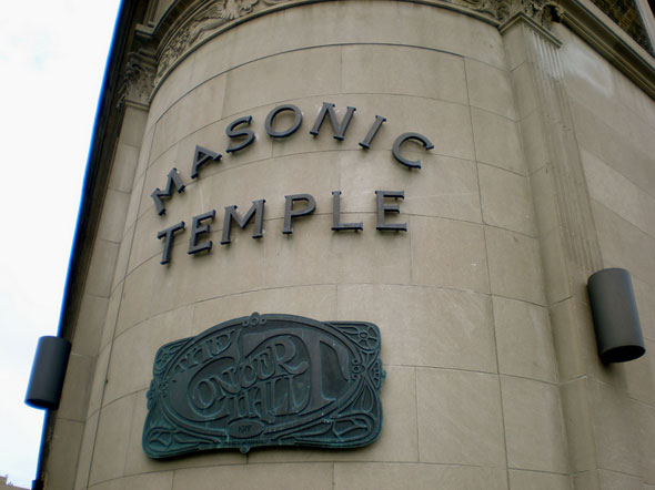 toronto masonic temple
