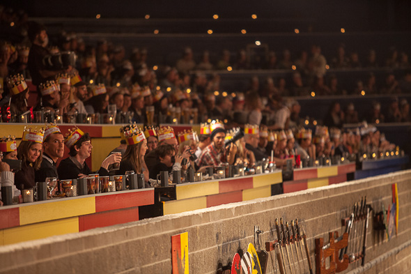 Medieval Times Offers New Show Same Tournament