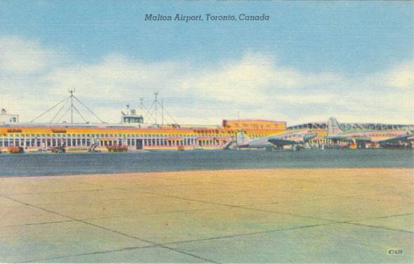 toronto malton airport