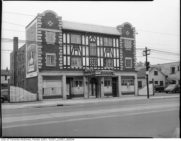 danforth history