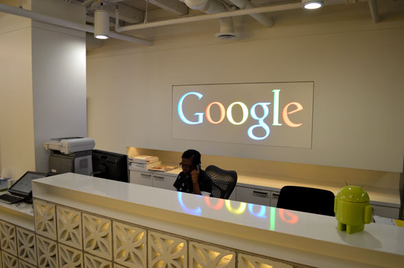 toronto google office