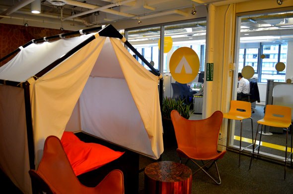 The New Google Hq In Toronto Is Better Than Your Office