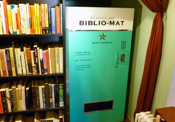 Biblio-mat Fanatic Day
