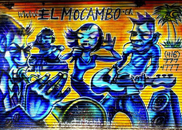 El Mocambo Toronto