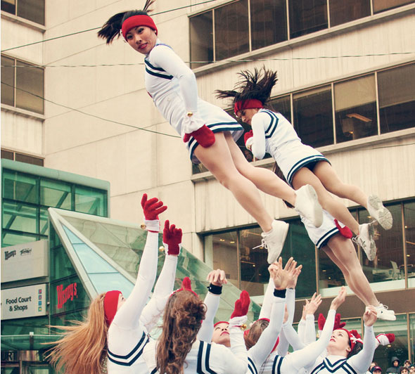 toronto 2012 santa claus parade