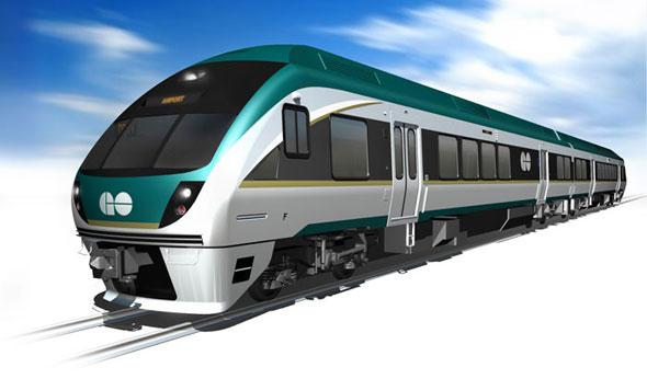 toronto air-rail link