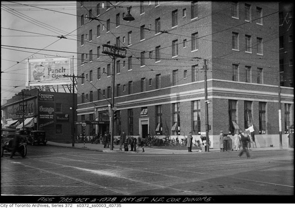 toronto ford hotel