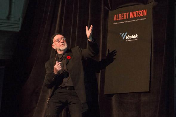 Albert Watson exhibit Toronto