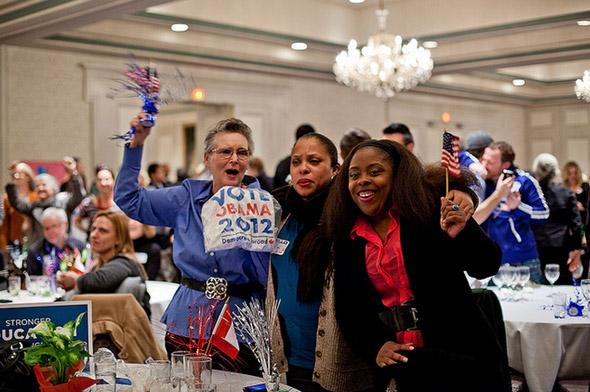 Democrats Abroad Toronto