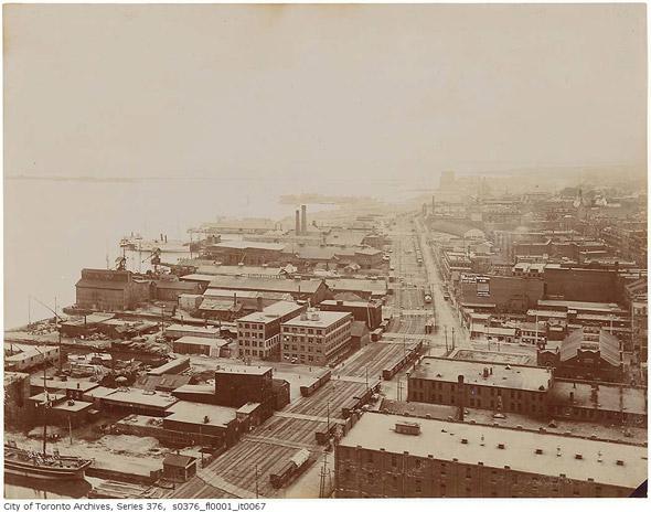 City Engineer's Office Toronto Photographs