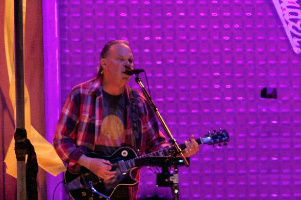 Neil Young Toronto