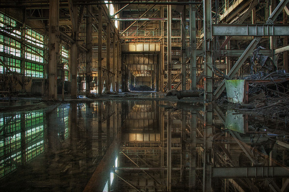 Hearn Generating Station