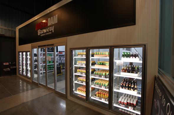 amsterdam brewery toronto new
