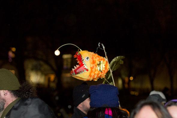 kensington market winter solstice 2012