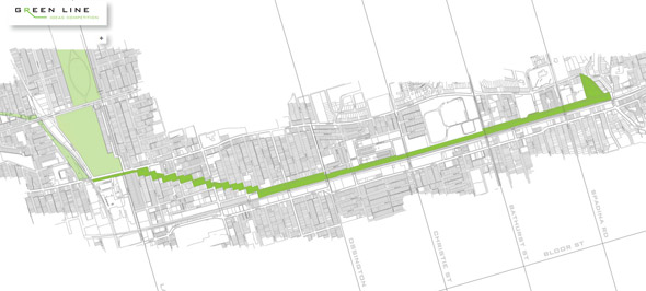 Green Line Toronto