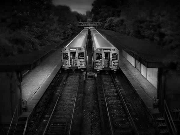 Rosedale Station