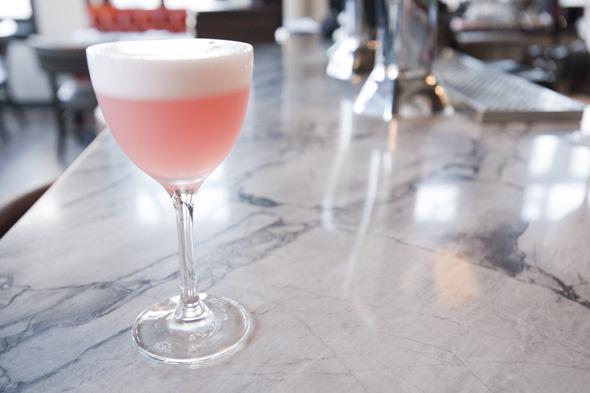 Clover Club cocktail