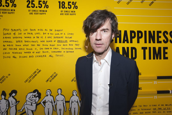 a report on the life of stefan sagmeister In 2006, stefan sagmeister published things i have learned in my life so far, a book born from a running list he keeps in his diary with the support of his clients, sagmeister began transforming these personal maxims into typographic artworks, which appeared on billboards, in magazines, and in public spaces all over the world.