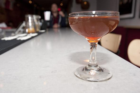 The Pacifier Cocktail