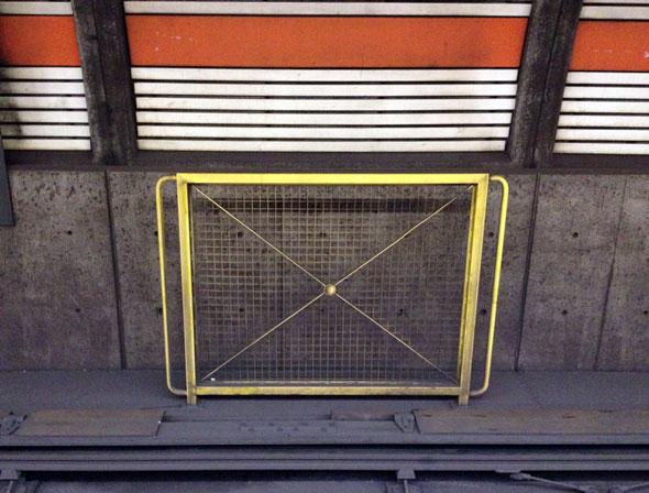 toronto subway barrier