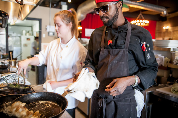 3030 dundas west chef toronto