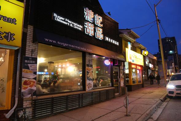 toronto north late night restaurants