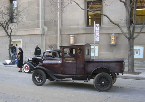 Movie Extra Toronto