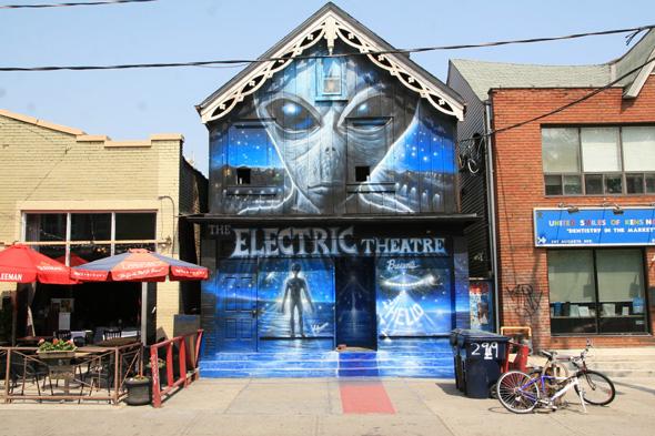 Electric Theatre Kensington