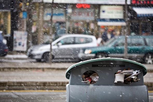 toronto garbage can