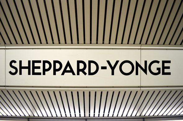 toronto sheppard-yonge