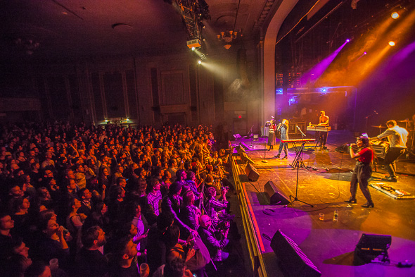 Austra Live Toronto